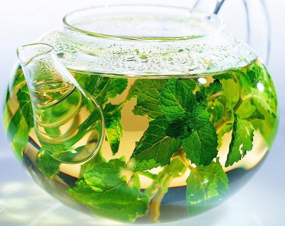 чай с мелиссой рецепт