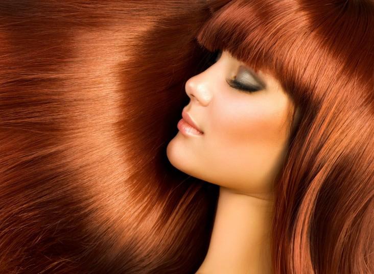 Элюминирование волос в домашних условиях