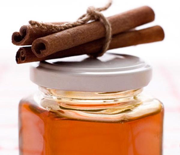 маска для лица с медом и корицей