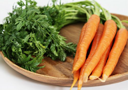 морковная ботва, противопоказания